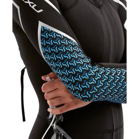2XU Sr:Pro-Swim Run Sr1 Traje Triatlón Mujer, black/aquarius